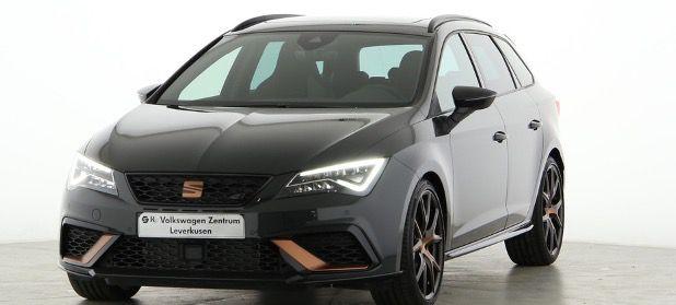 Ausverkauft! Seat Leon ST CUPRA R 4Drive 7 Gang DSG mit 300PS für 199€   LF 0,39