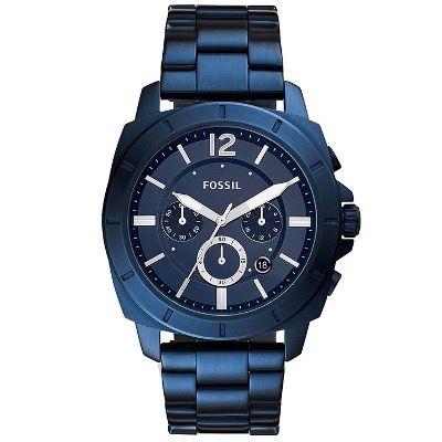 Fossil Privateer Blue Sport Chronographen für 87,50€ (statt 179€)