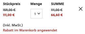 FOSSIL Herren Edelstahl Quarzuhr Lux Luther BQ2463 für nur 66,60€ (statt 143€)