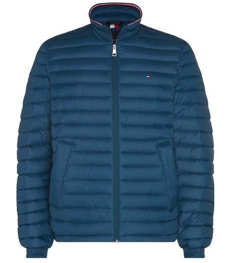 Tommy Hilfiger Packable Down Steppjacke in Lakeside für 78,52€ (statt 101€)