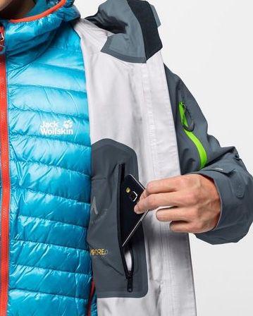 Jack Wolfskin Exolight Pro Funktionsjacke in 4 Farben für 311,93€(statt 390€)