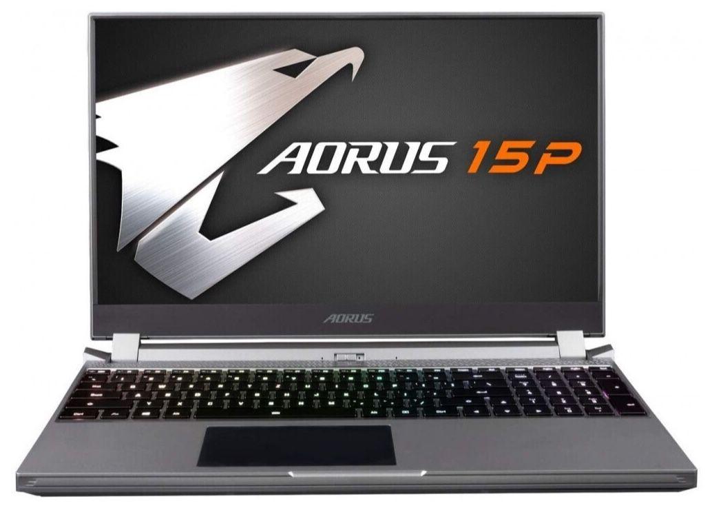 GigaByte Aorus 15P Gaming Notebook mit i7 10750H + RTX 2070 Max Q für 1.339,90€ (statt 1.653€)