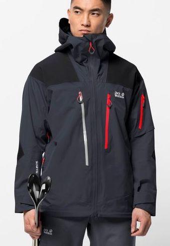 Jack Wolfskin Solitude Mountain Winter Skijacke für 292,39€ (statt 351€)