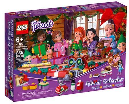 LEGO Friends Adventskalender 2020 ab 9,49€(statt 25€)