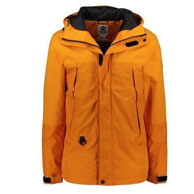 Timberland Herren Jacke in Orange für 204,73€ (statt 265€)