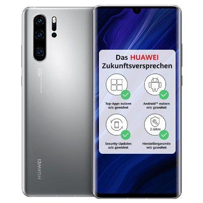 Huawei P30 Pro New Edition für 4,95€ + o2 Flat mit 18GB LTE für 24,99€ mtl.
