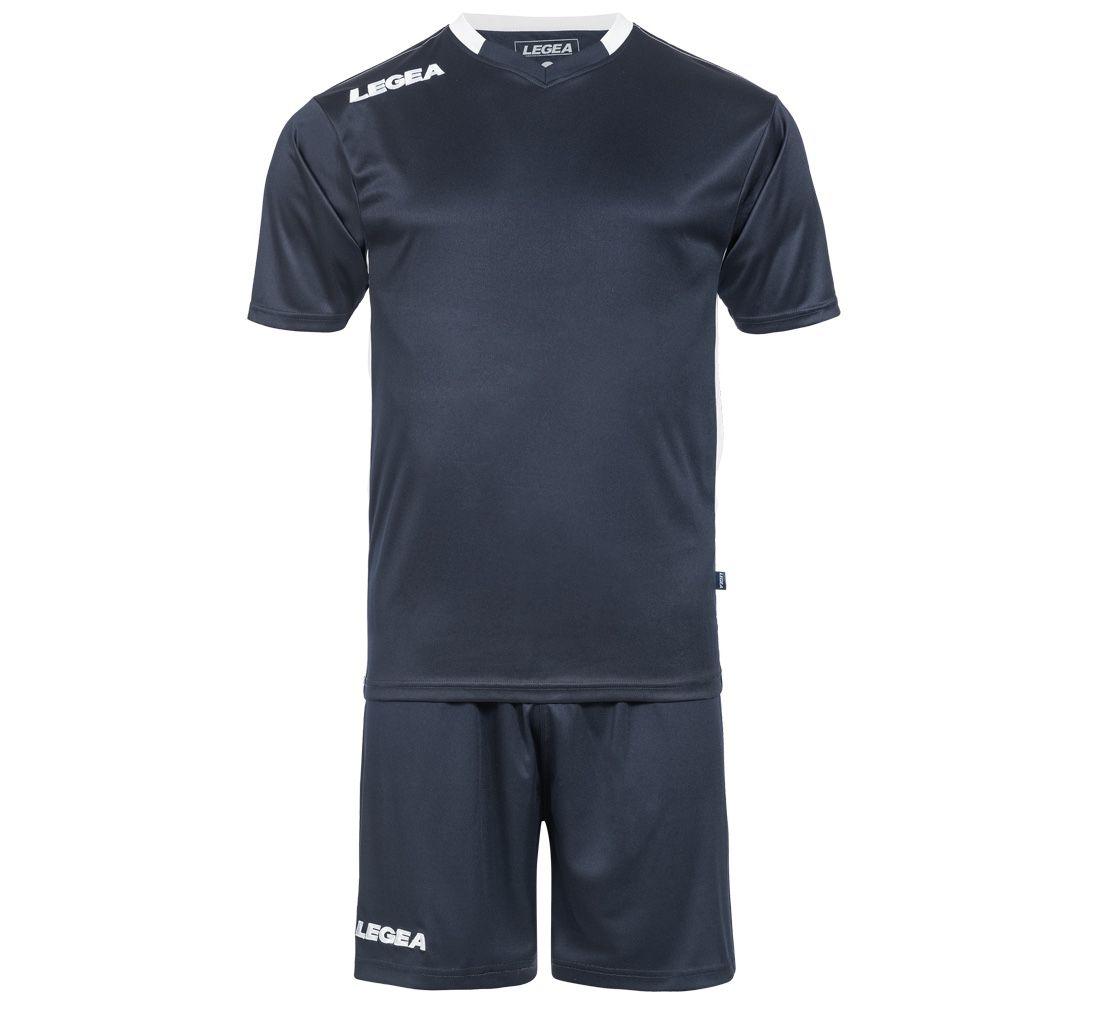 Legea Monaco Fußball Set Trikot mit Shorts für 3,33€ (statt 13€)