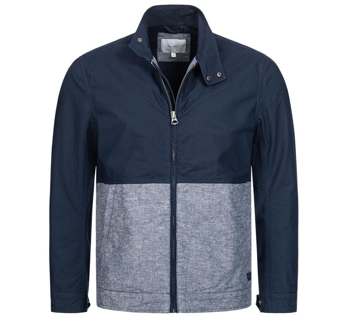 Pepe Jeans Tilos Herren Jacke für 33,94€ (statt 66€)