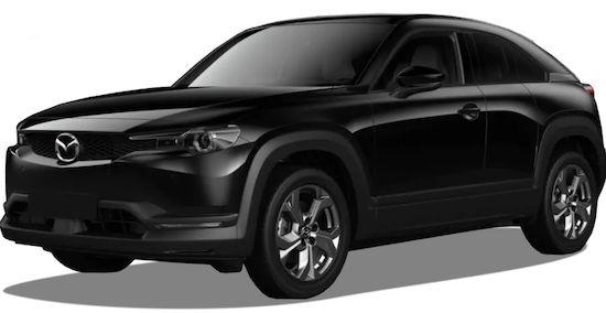 Gewerbe: Mazda MX 30 Elektro mit 145 PS für 79€mtl. netto   LF: 0.28