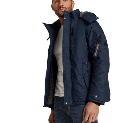 35% Extra Rabatt bei Tara M auf viele reduzierte Jacken   z.B. Tom Tailor Sky Captain Blue für 64,99€ (statt 130€)