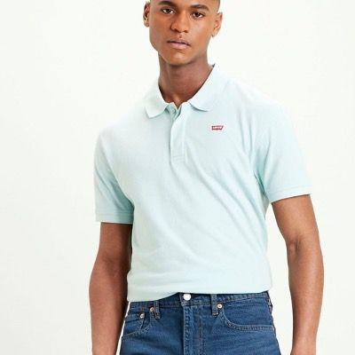 Levis Poloshirt in hochwertiger Piqué Qualität für 19,50€ (statt 35€)