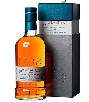 Tobermory 12 Years Old Manzanilla Finish Whiskey für 58,61€ (statt 78€)