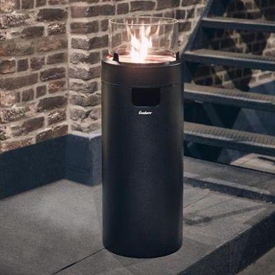 Enders Gas Feuerstelle Nova LED L in Grau für 149,99€ (statt 167€)