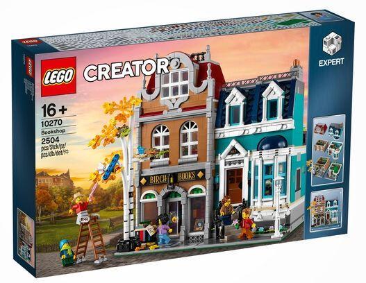 LEGO Creator   Buchhandlung (10270) für 155,96€ (statt 193€)