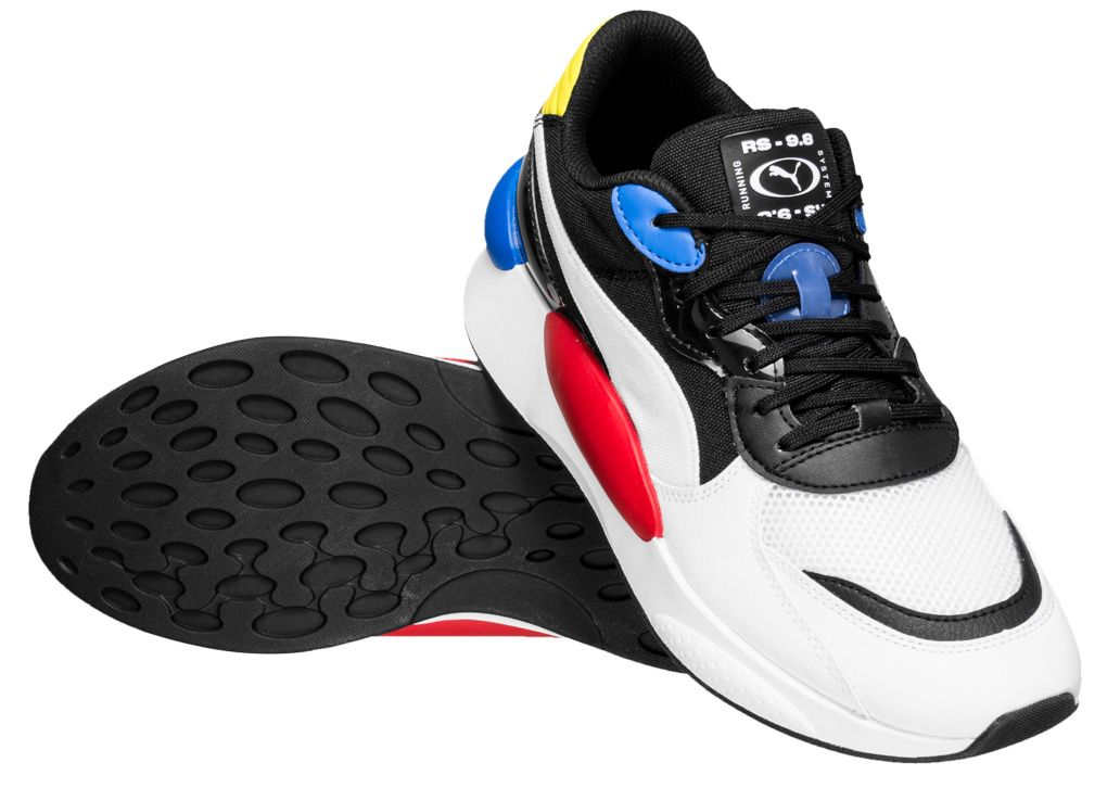 Puma RS 9.8 Fresh Sneaker für 43,94€ (statt 53€)