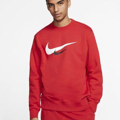 Nike Herren Sweatshirt in 2 Farben für jeweils 28,94€ (statt 45€)