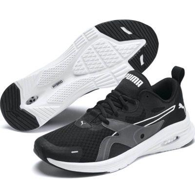 PUMA HYBRID Fuego Herren-Running-Sneaker in Schwarz oder Blau für 34,95€ (statt 55€)