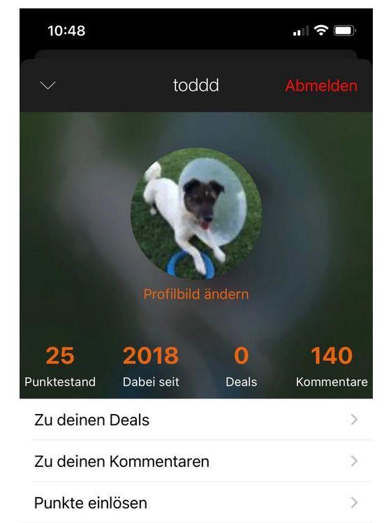 INFO: Wie sammel ich Mein Deal Punkte für Prämien in der App und/oder auf der Webseite ?