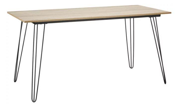 Bessagi Home Schreibtisch Julian (150 x 70cm) für 62,30€ (statt 89€)