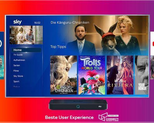 Sky: Partnerschaft mit Amazon bringt Prime Video auf euer Sky-Gerät