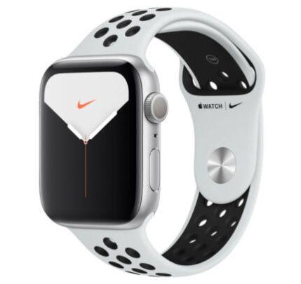Apple Watch Series 5 Nike GPS 44mm aus Aluminium ab 339€ (statt 398€)