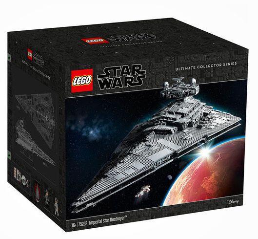 LEGO Imperialer Sternzerstörer (75252) für 524,99€ (statt 640€)