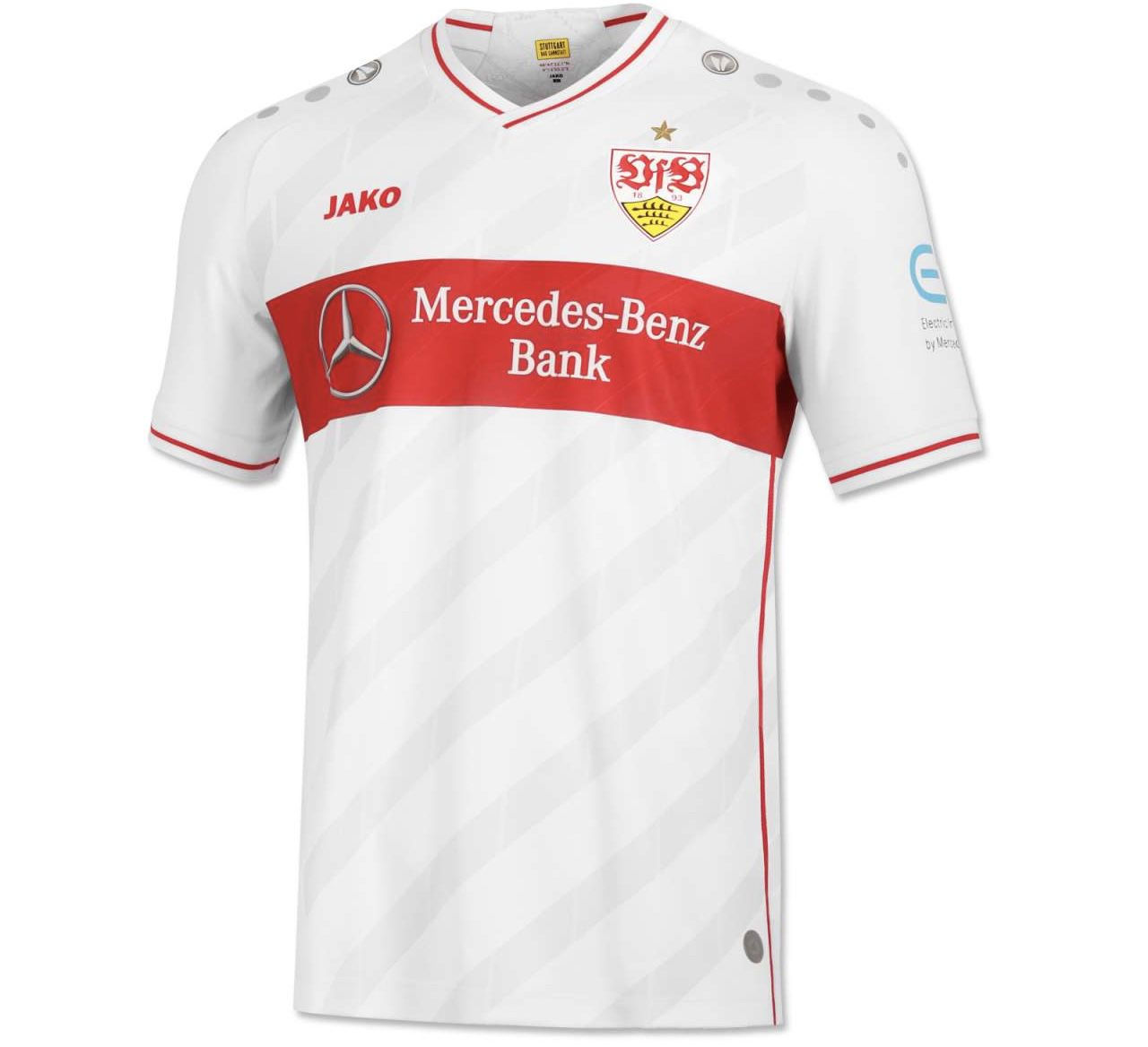 VfB Stuttgart Heimtrikot 20/21 bis 2XL für 55,96€ (statt 64€)