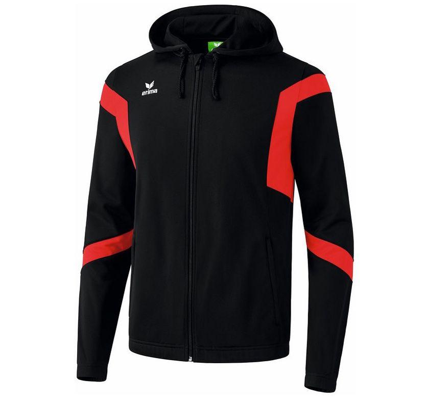 Erima-Sale bei Sportspar – z.B. Erima Kapuzen Trainingsjacke für 11,94€(statt 20€)