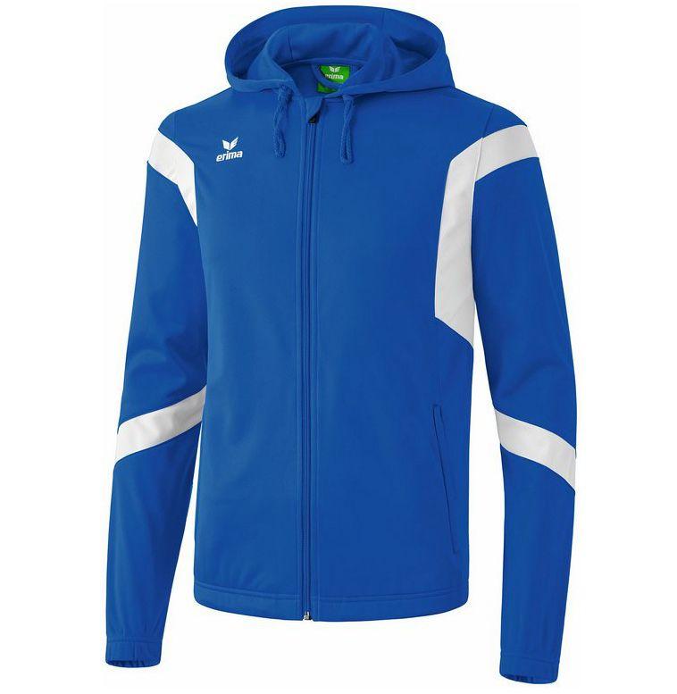 Erima Sale bei Sportspar   z.B. Erima Kapuzen Trainingsjacke für 11,94€(statt 20€)