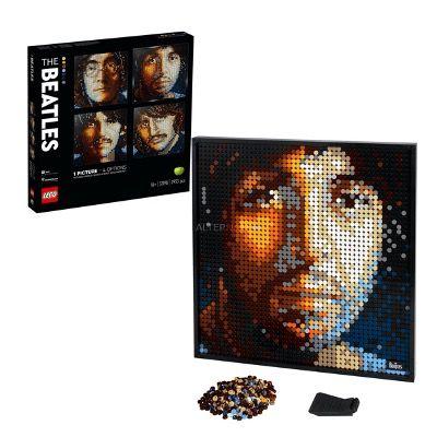 Lego (31198) The Beatles Art Set für 72,90€ (statt 85€)
