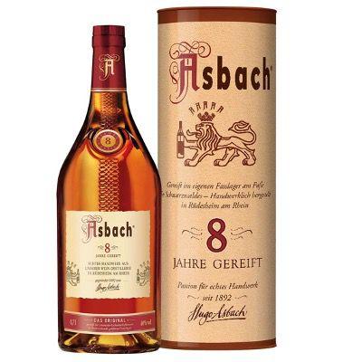 Asbach Uralt 8 Jahre (1x 0,7 Liter) für 14,49€ (statt 18€)
