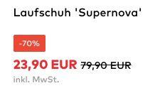 adidas Supernova Laufschuh in 36 bis 40 für 23,90€ (statt 55€)
