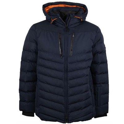 🔥 Wellensteyn Carmenere Herren Jacke in Schwarz oder Blau mit Stehkragen für 164,99€ (statt 260€)