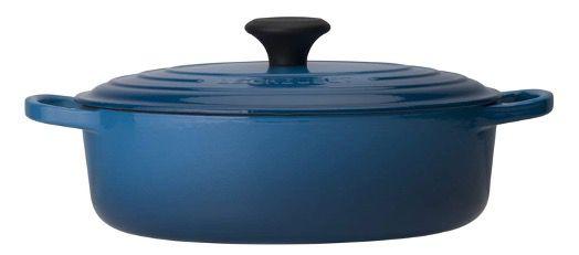 Le Creuset Signature Gusseisen Bräter Oval mit Deckel 27cm und 3,4 Liter für 109,32€ (statt 160€)