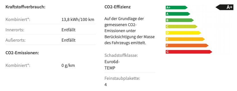 Kia e Niro Edition 7 mit 136PS in Weiß für 129€   LF 0.37
