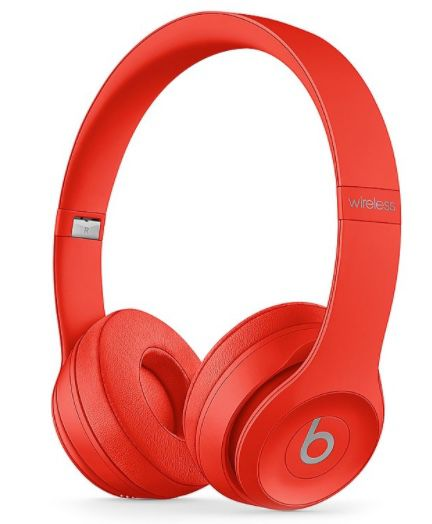 Beats Solo 3 wireless On Ear Kopfhörer in Rot für 94,94€ (statt 134€)