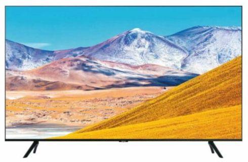 Samsung GU55TU8079   55 Zoll UHD Fernseher (Modell 2020) für 463,99€ (statt 530€)