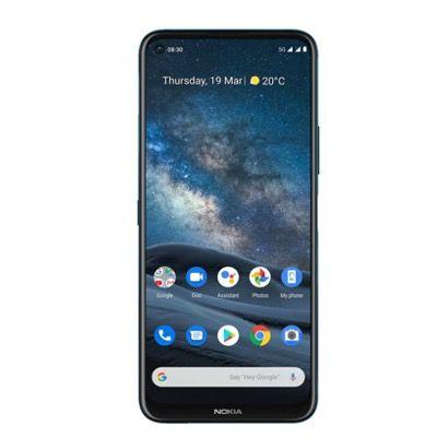 Nokia 8.3 5G Smartphone (6,81 Zoll, 128GB) für 399,60€ (statt 495€)