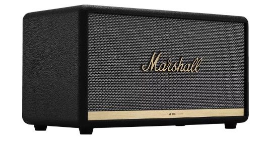 Marshall Stanmore II Bluetooth Lautsprecher in Schwarz ab 206,41€ (statt 259€)