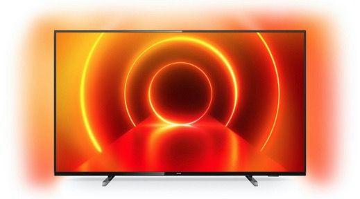 Philips 50PUS7805/12   50 Zoll UHD Fernseher mit 3 seitigem Ambilight ab 389€ (statt 476€)