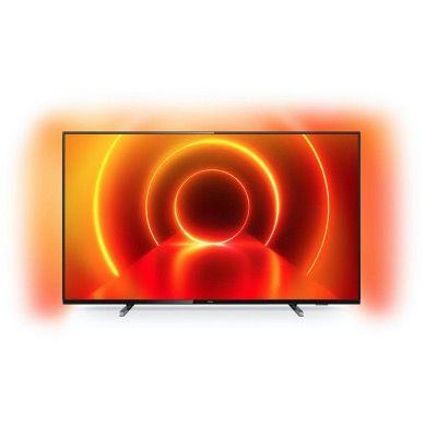 Philips 50PUS7805/12 – 50 Zoll UHD Fernseher mit 3-seitigem Ambilight ab 389€ (statt 476€)