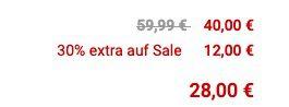 Kappa Hasti Hoodie in Weiß für 28€ (statt 43€)