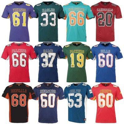 Majestic Fanatics Moro Poly Mesh NFL Herren Jerseys von verschiedenen Teams für 19,99€ (statt 40€)