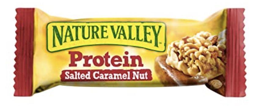 48er Pack Nature Valley Protein Salted Caramel Nut für 22,72€ (statt 34€)