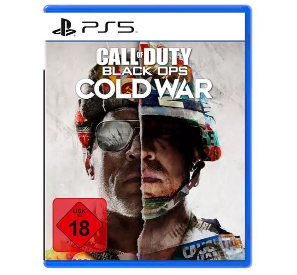 Godfall (PS5) + Call of Duty: Black Ops Cold War (PS5) + Assassins Creed Valhalla (PS5) für 120,61€ (statt 179€)