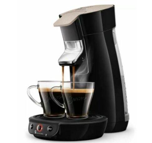Philips Senseo Viva Café Eco HD6562 Kaffeepadmaschine für 49,99€(statt 65€)