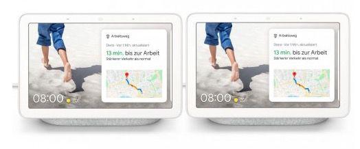 2er Pack Google Nest Hub Smart Display mit Sprachsteuerung für 119€(statt 166€) + 6 Monate Spotify Premium gratis (Wert 60€)