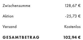 The North Face Trevail Herren Jacke in Schwarz ab 102,94€ (statt 228€)