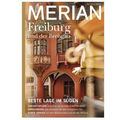 Merian Reise-Magazin im Jahresabo für 39,99€ (statt 103,80€)