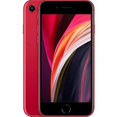 Apple iPhone SE (2020) Rot mit 256GB für 529€ (statt 574€) + 1 Jahr AppleTV